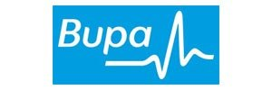 bupa members first logo image